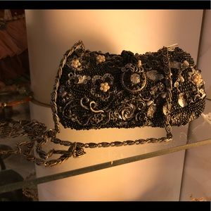 Authentic Mary Frances evening bag